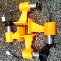 1 ST DIY RC Vissersboten Onderdelen 3050 Motor Onderwater Thruster 55mm 3-blades Propeller Thrusters voor Model Aas boot