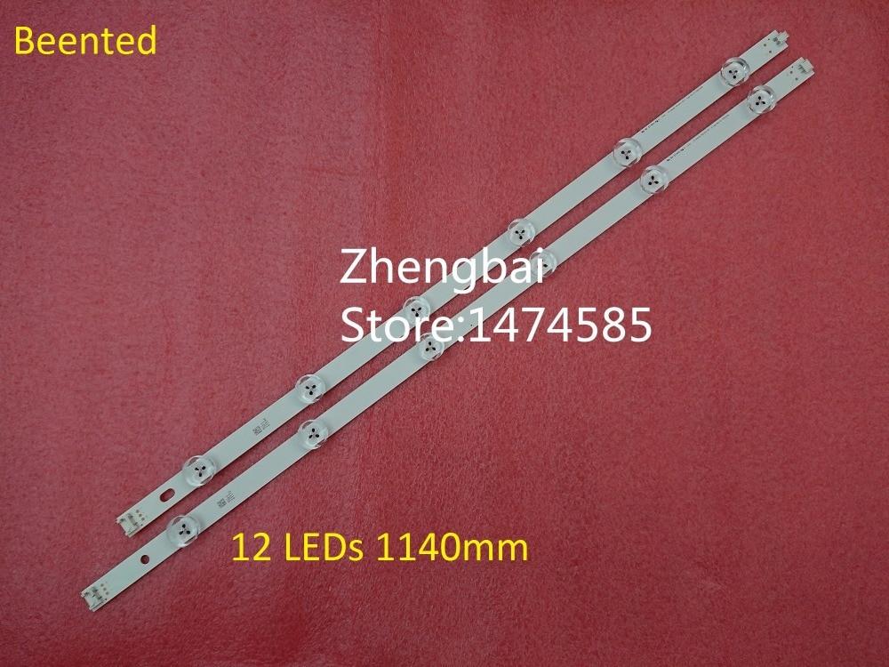 100% новый 12 светодиодов 1140 мм Светодиодные полосы lz55o1lcepwa для LG 55 дюймов ТВ 55ln5700 ln54m550060v12 innotek pola2.0 55 Р l тип