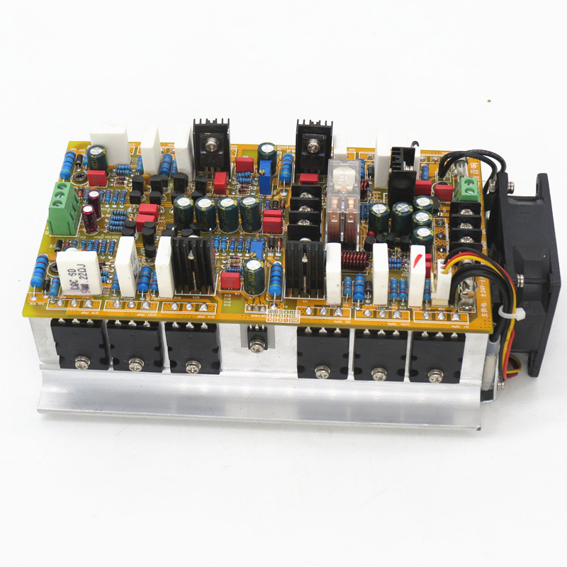 5200/1943 Power tube Symmetrical double differential Constant current 600W+600W HIFI 2. 0 channel stereo audio amplifier board стоимость