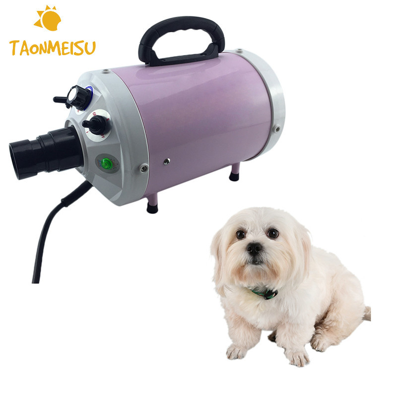Stylish Portable Home Use Pet Hair Dryer Dog Cat Hair Grooming Dryer 2000W 2800W 110V/220V EU/US/UK 1pcs
