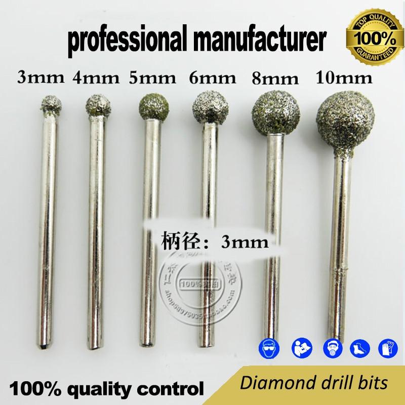 mini teemanttööriistade tööriistad 6tk lihvkomplekt, mis on - Abrasiivtööriistad - Foto 1