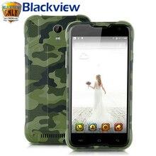 Origine Blackview BV5000 Android 5.1 4G LTE Mobile Téléphone 5 pouces HD 1280*720 2G 16G MTK6735P Quad Core Dual Sim Smartphone