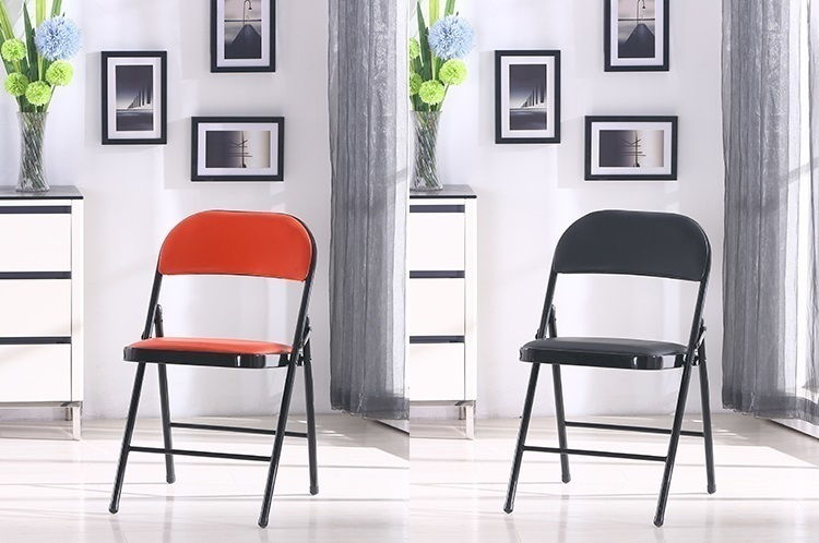 living room chair hotel hall stool black red brown retail wholesale blue pink color meeting room chair living room chair pu seat black red