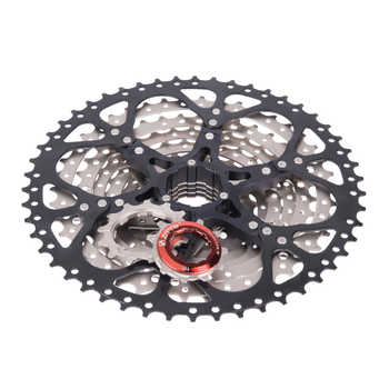 NEW 10 Speed 11-50T MTB Mountain Bike Bicycle Cassette 10s 20s 30s Freewheel For K7 / Parts XT SLX XO X0 X9 X7 Bicycle Parts