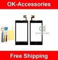 Высокое Качество Сенсорного Экрана Digitizer Для Nokia Lumia 520 N520 Экран Протектор + Инструменты 1 Шт./лот Бесплатная Доставка