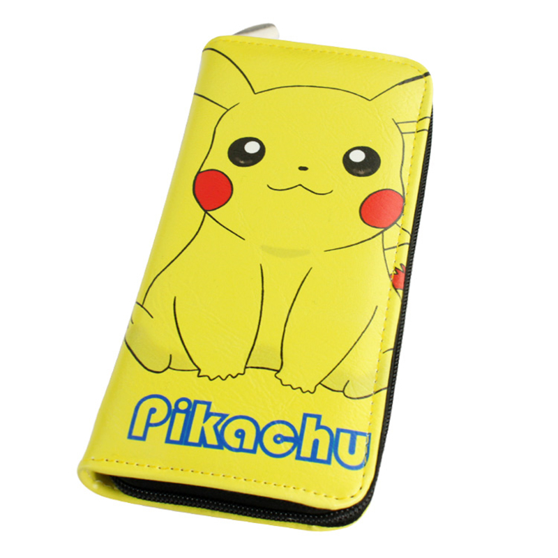 Japanese Anime Game Pokemon Wallet Pocket Monster Wallets Pikachu Purse Espeon Jolteon Vaporeon Flareon Glaceon Leafeon Purses
