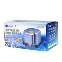 35L Min RESUN AP 25 Positive Negative Pressure Aquarium Air Pump For Garden Pond Septic Tank