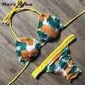 New Swimwear Bandage Bikini 2017 Sexy Beach Swimwear Women Swimsuit Bathing Suit Brazilian Bikini Set Biquini maillot de bain