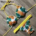 Nova Swimwear Bandage Bikini 2017 Sexy Praia Swimwear Mulheres Swimsuit Maiô Conjunto Biquíni Brasileiro Biquini maillot de bain