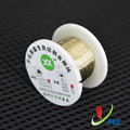 2 unids 0.06/0.08/0.1/0.12mm * 100 m línea de corte de acero molibdeno alambre para iphone pantalla lcd sumsung separación separador máquina