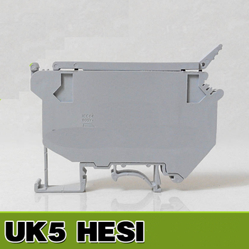 UK5-HESI (UK5RD) Series DIN Rail Screw Clamp Terminal Blocks