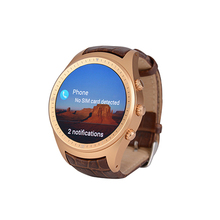 2015 New 3G font b Smartwatch b font K18 Android 4 4Smart Watch Phone with SIM