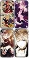 Atacado 10 pçs/lote diabolik amantes dos desenhos animados de plástico OU caso TPU para iphone SE 6 6 S plus SE 5C 5S 4 4 s + frete grátis