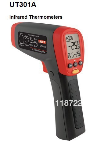 ФОТО Infrared Thermometers UT301A