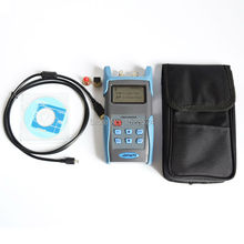 Envío Libre JW3304A Optical Fiber Guardabosques, Principio OTDR Tester, Visual Fault Locator Tester