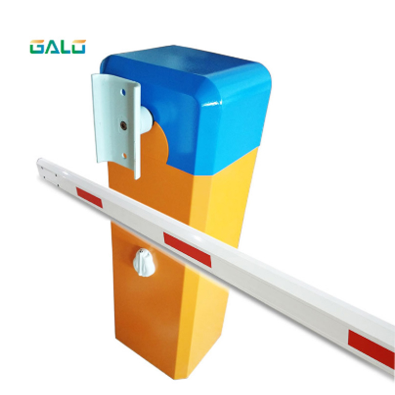 Galo Electronic Car Park Barrier Gate Automatic Parking Lot Barrier Gates