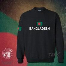 Bangladesh hoodie men sweatshirt sweat suit hip hop streetwear socceres jerseyes footballer tracksuit nation Bangladeshi flag BD