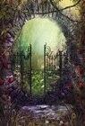 Laeacco Fairytale Ga...