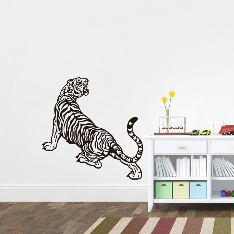 tiger badezimmer dekor-kaufen billigtiger badezimmer dekor partien, Badezimmer