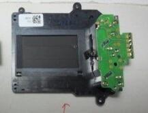 New Shutter Unit Assembly Group For Nikon D40X Digital Camera Repair Part