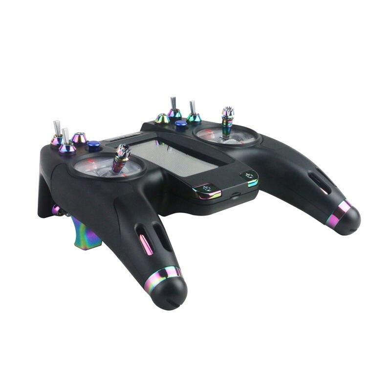 Flysky FS NV14 2,4G 14CH Nirvana transmisor de control remoto con iA8X receptor Pantalla de 3,5 pulgadas de fuente abierta para modelos RC-in Partes y accesorios from Juguetes y pasatiempos    3