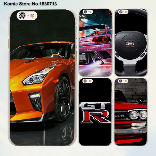 Nissan GT-R Case For iPhone