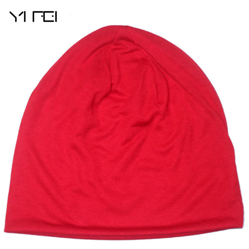 YIFEI Unisex Cap Thin Beanie Hat Female Skullies Street Dance Beanies Women Turban Skully Hat Hip Hop Bonnet Hats Gorros Toucas mens summer cap thin beanie cool skullcap hip hop casual hat forbusite