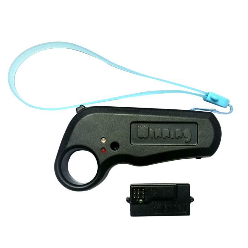 2.4Ghz Mini Remote Control Built-In Lithium Battery With Receiver, Suitable For Electric Skateboard Longboard