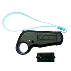 Mini batería de litio integrada de Control remoto de 2,4 Ghz con receptor, adecuada para tabla de Skateboard eléctrica