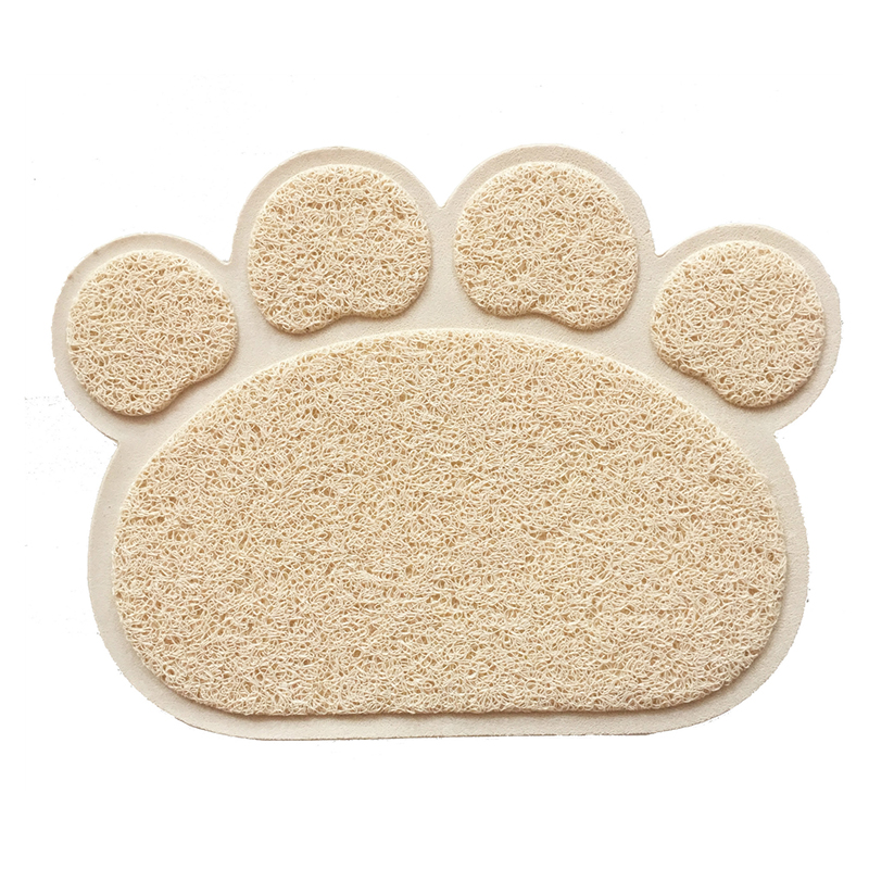 Image 4 - Cartoon Dog Paw Printed Mat Waterproof Footpad Carpet Kids Anti Slip Bedroom Rugs Floor Kitchen Mat For Home Decor 30x40cm-in Mat from Home & Garden