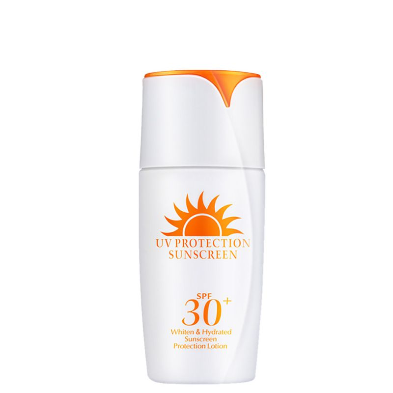JL46Sun font b Protection b font Cream SPF 30 Whitening Hydrated Sunscreen Lotion Protect font b