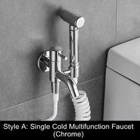 Bidets bidet toilet sprayer bathroom muslim shower bidet mixer brass tap toilet shower Spray Shattaf ducha higienica MO011