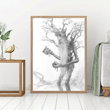 The Hobbit Lord Of The Rings Canvas Posters Prints Wall Art Painting Decorative Picture Bedroom Modern Home Decoration Framework the art of the hobbit