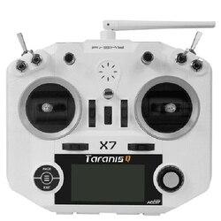 Передатчик FrSky ACCST Taranis Q X7 QX7 2,4 ГГц, 16 каналов, белый/черный цвет