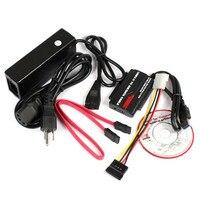 Многофункциональный USB 3.0/2.0 для HDD SATA/IDE адаптер конвертер кабель Скорость передачи данных кабель Адаптеры для сим-карт комбинации sep13