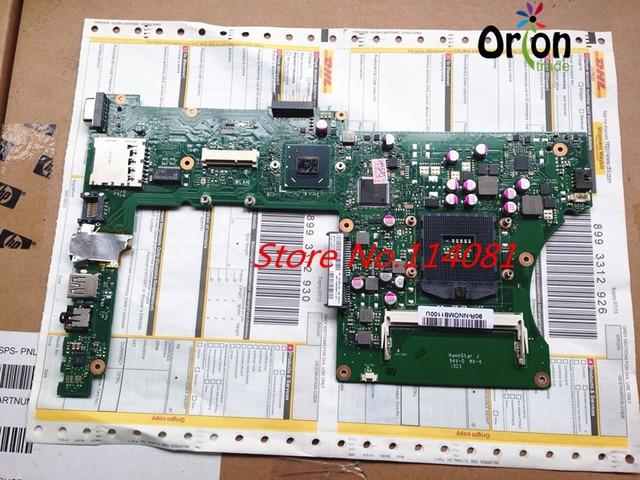 """100% Nueva REV 2.0 Para ASUS X401A X501A 60-MN0MB1202-A06 x501a 15.6 """"Notebook Placa Base Del Sistema, el 100% probado muy bien, de alta Calidad .."""