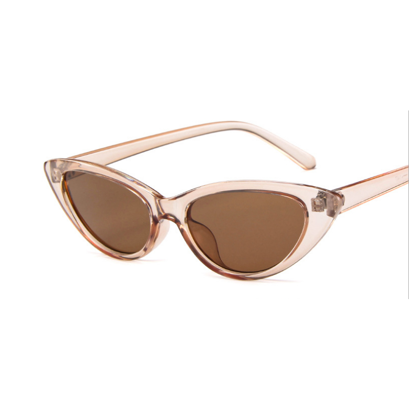 2018 nouvelle tendance oeil de chat lunettes de soleil européenne et ... f2efbdb3db8e