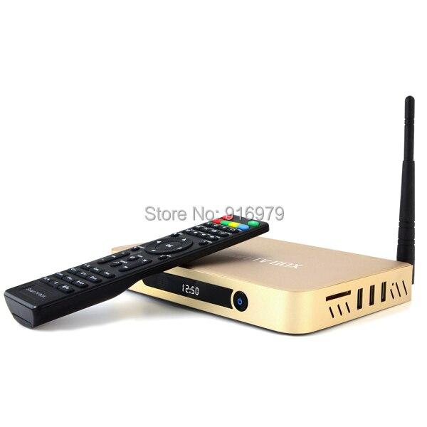 xbmc 13.1 version android tv box quad core android smart tv box 4.4 kitkat smart tv box T8 Amlogic S802