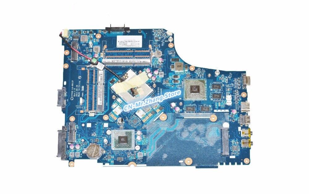 SHELI FOR font b Acer b font Aspire 7750 Laptop Motherboard MBV3T02001 MB V3T02 001 LA