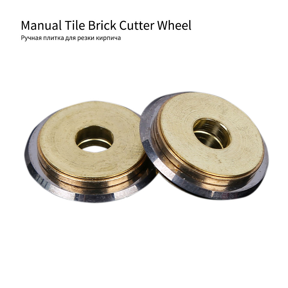 Carbide Manual Rotary Bearing Tile Cutting Machine Cutter Wheel Durable