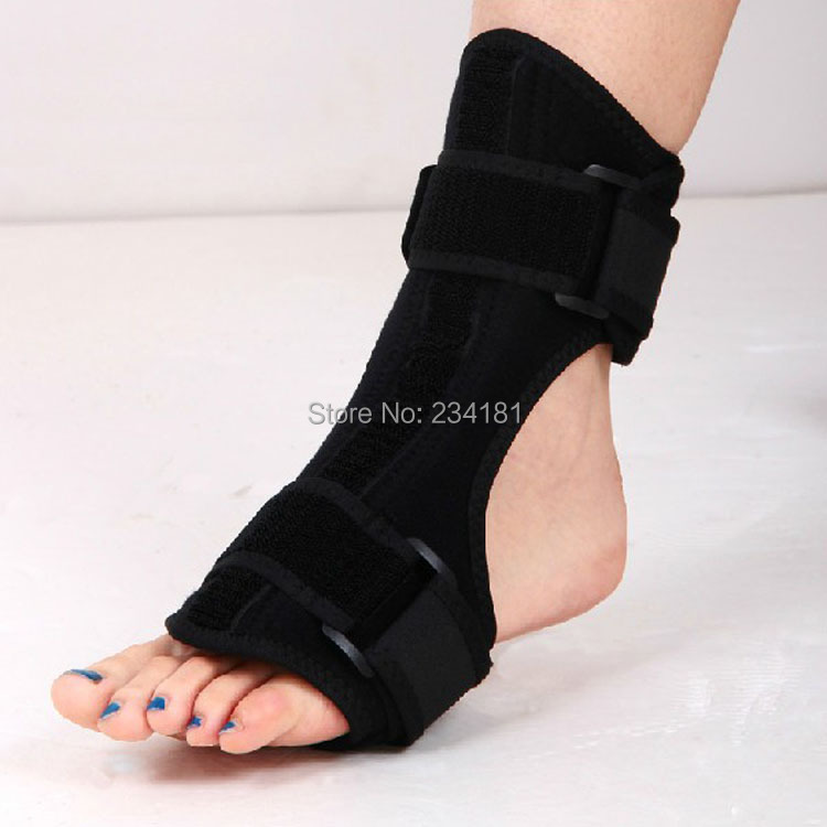 Foot drop orthoses Plantar fasciitis Ankle Achilles tendinitis Supporting feet correction medical adjustable ankle foot orthosis foot drop orthosis plantar support brace fasciitis splint boo