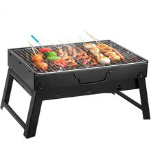Barbecue Charcoal Grill Folding Portable Lightweight Portable BBQ Tools for Outdoor Cooking Camping Hiking Picnics Tailgating все цены