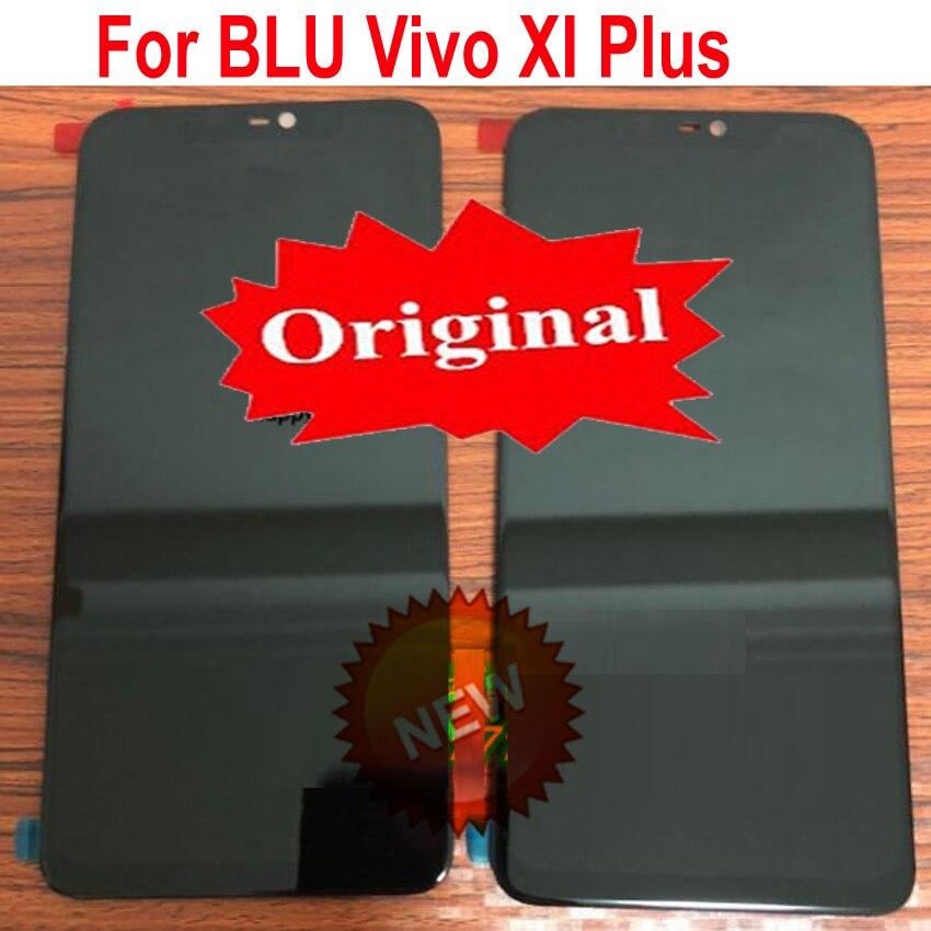 LTPro Original Best LCD Display Touch Screen Digitizer Assembly Sensor or Frame For BLU Vivo XI