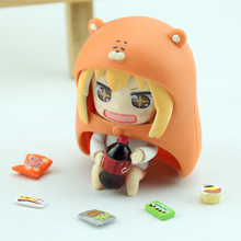 Anime Himouto! Umaru-chan Nendoroid #524 Umaru-chan Action Figure Q Version Toys Doll Model