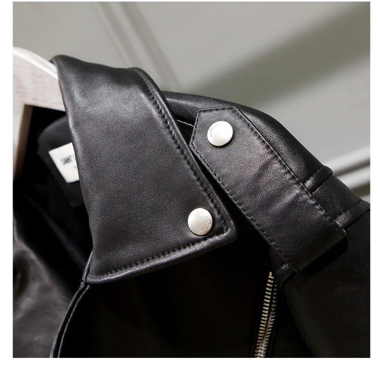 vestes Dollar manteau cuir 12