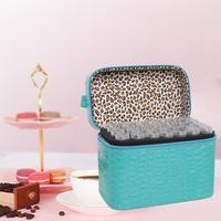 Diamond Painting Box 84 Grid Bag Nail Drill Storage Gold Powder Bottle Storage Box Jewelry Transparent Bottle Organizer