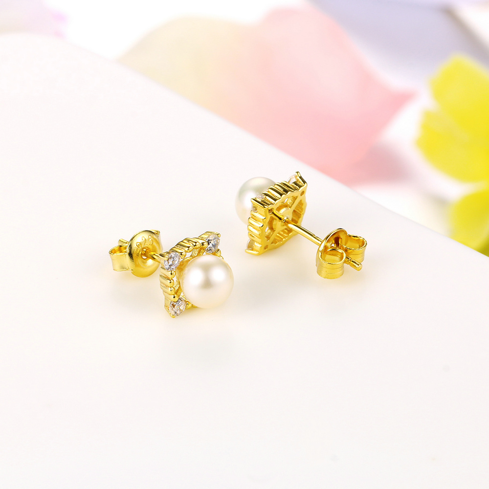 by celebration sunshine yellow pearls pin sweetworks