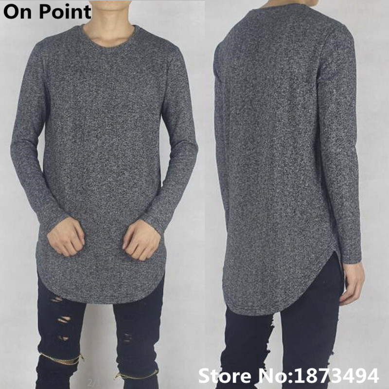 Extra Long Tee Shirts For Men