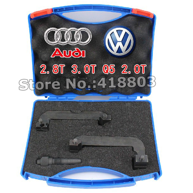 T40133 Engine Timing Tool Set For VW, AUDI 2.8T,Q5 2.0T,3.0T