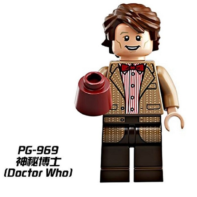 Single Sale Super Heroes The Weeping Angels Mysterious Doctor Who Bricks Set Model Building Blocks Best Children Gift Toys PG969